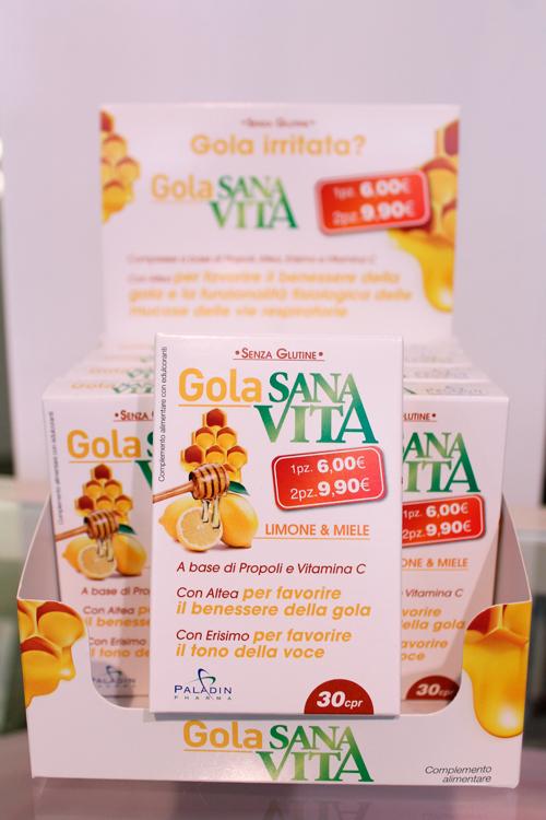 Gola Sana Vita Paladin Pharma