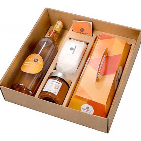"""Gift Box """"Fashion"""" 2 Food and Chef Arezzo"""