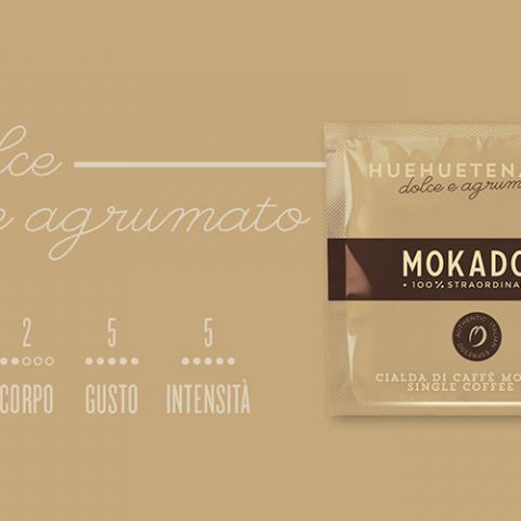 Caffè Huehuetenango Mokador Dagila Vending Arezzo