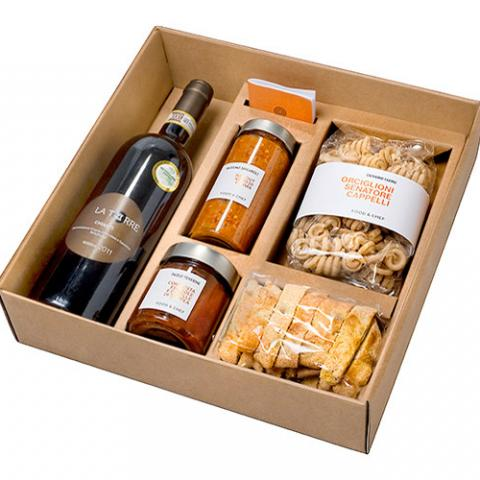 "Gift Box ""Gran Gourmet"" Food and Chef Arezzo"