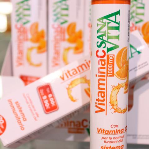 Vitamina C Vita Sana
