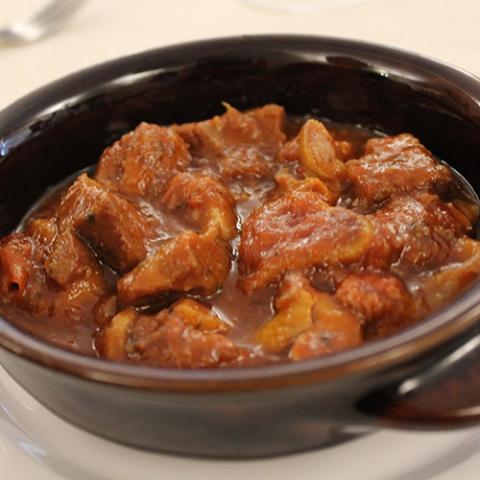 Secondi piatti tradizione grifi ristorante La Tagliatella Arezzo