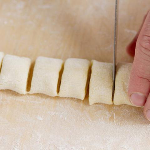 Gnocchi di patate il Cantuccio Arezzo Vetrinando