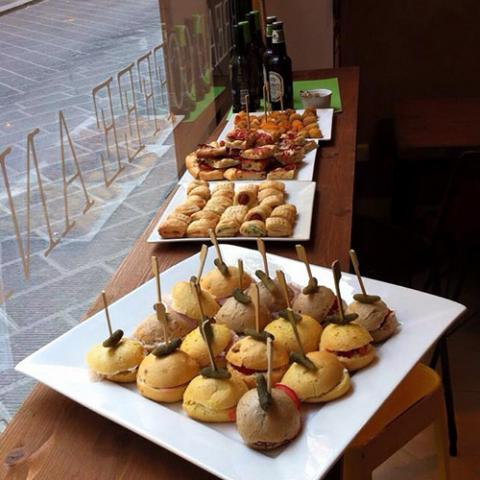 Feste e compleanni Eda's Bakery Vetrinando Arezzo