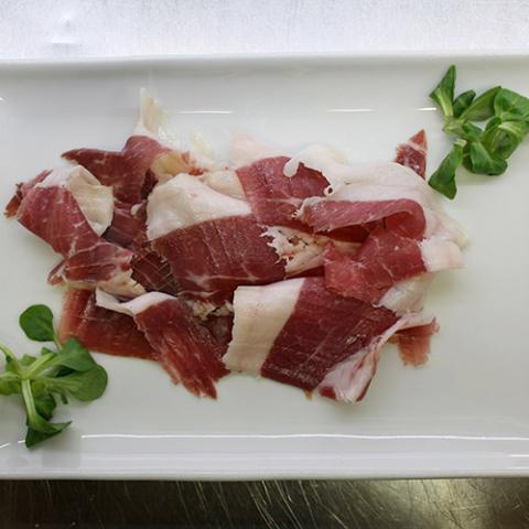 Prosciutto di Mangalica ristorante Dario e Anna Arezzo