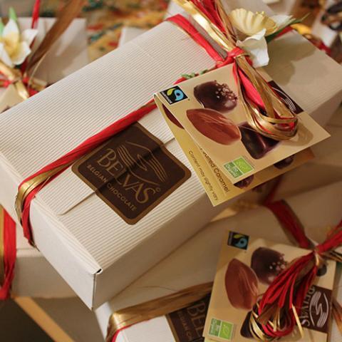 Cioccolata biologica Farmaerre Vetrinando Arezzo