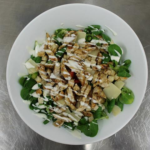 Caesar Salad Quokka cafè Arezzo