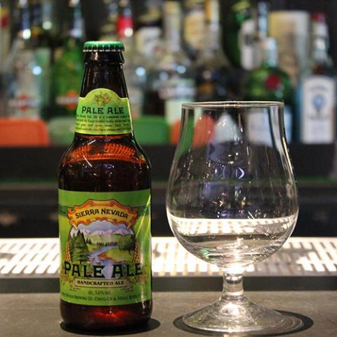 Birra Sierra Nevada Pale Ale Quokka Cafè Arezzo