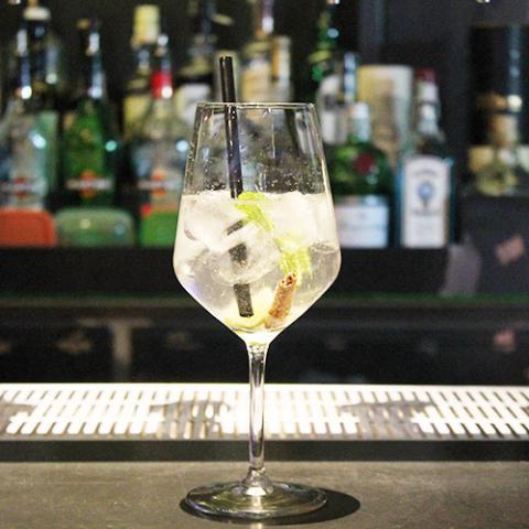 Gin tonic Quokka cafè Arezzo