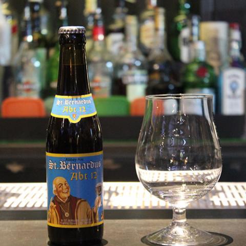 Birra St. Bernarbus abt 12 Quokka Cafè Arezzo