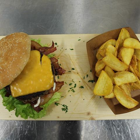 Hamburger Quokka cafè Arezzo