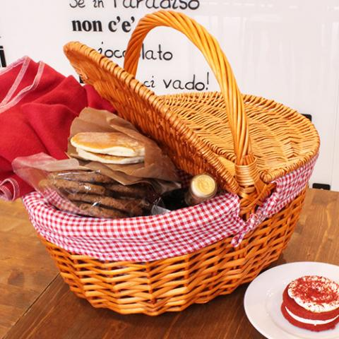 Cestino pic-nic Eda's Bakery Arezzo Vetrinando