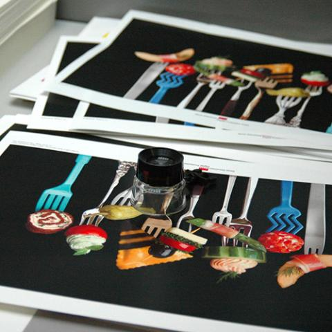 Copisteria-Stampe-Colori Tecnoufficio Arezzo