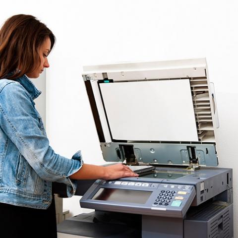 Servizio di copisteria-fotocopie Tecnoufficio Arezzo
