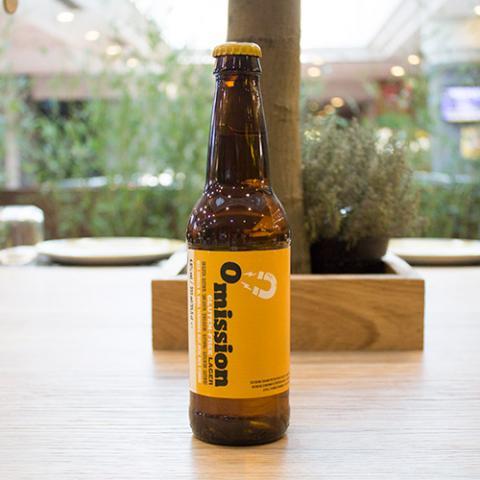 Le Birre: Omission Lager Tigelleria Toscana Arezzo