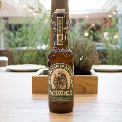 Le Birre: Kapuziner Weissbier Tigelleria Toscana Arezzo