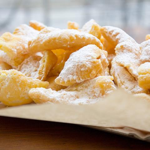 Fiocchi Eda's Bakery Vetrinando Arezzo