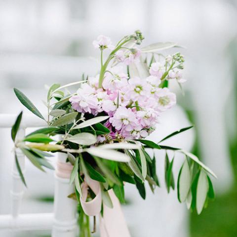 Country Chic: dettagli allestimento cerimonia Flowers Living Vetrinando Arezzo