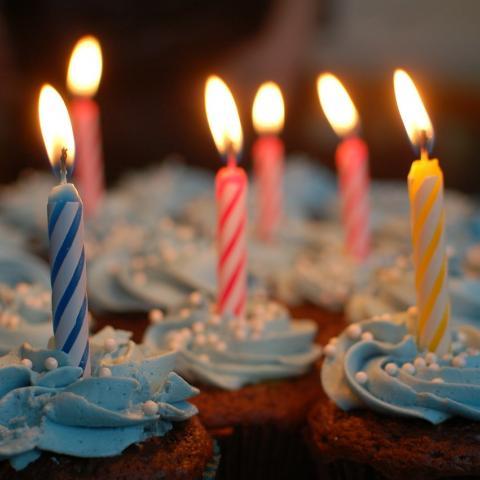 Festa di compleanno Eda's Bakery Vetrinando Arezzo