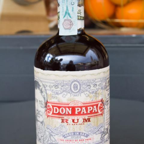 Rum Don Papa Emilio Cafè Vetrinando Arezzo
