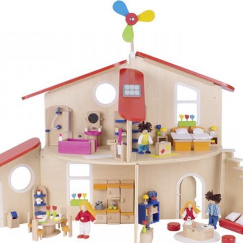 Casa Delle Bambole Wonderland Vetrinando Arezzo