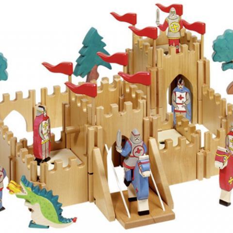 Castello dei Cavalieri Wonderland Vetrinando Arezzo