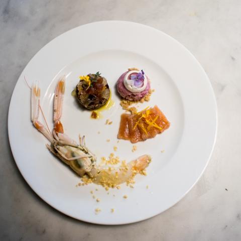 I Tre Crudi ristorante Dario e Anna Arezzo Vetrinando