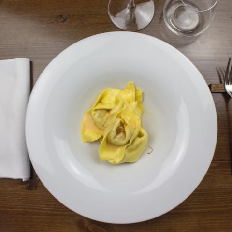 Ravioli ripieni ristorante Bistrot 31 Arezzo