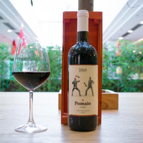 I Vini: Pomaio Origini Tigelleria Toscana Vetrinando Arezzo
