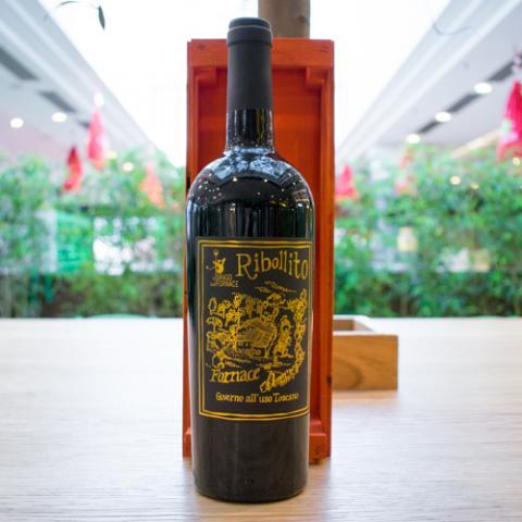 I Vini: Ribollito Tigelleria Toscana Vetrinando Arezzo