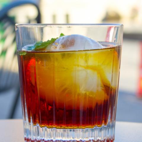 Cocktail Fernando Emilio Cafè Vetrinando Arezzo