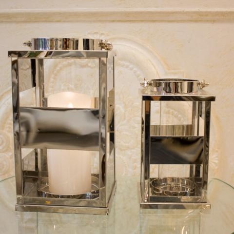 Lanterna Portacandela Interni Design Vetrinando Arezzo