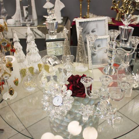 Cristalleria Interni Design Vetrinando Arezzo