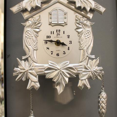 Orologio a Cucù Interni Design Vetrinando Arezzo