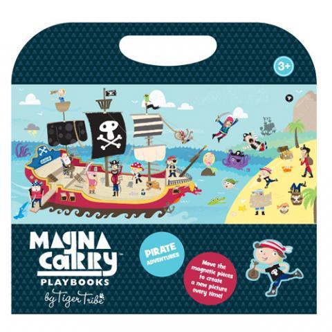 Magna Carry Pirate Adventures Wonderland Vetrinando Arezzo