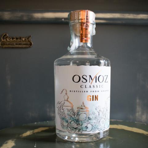 Osmoz Classic Gin Emilio Cafè Vetrinando Arezzo