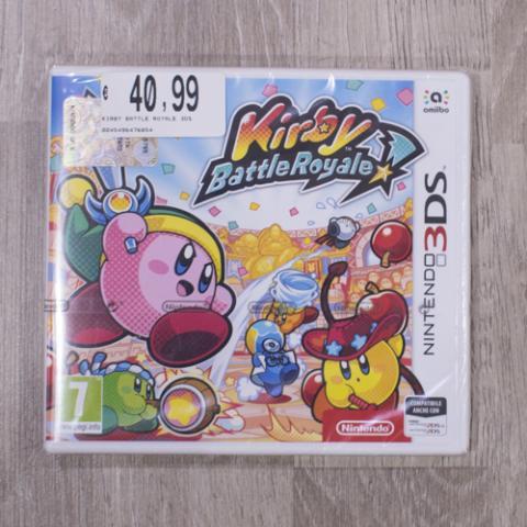Kirby Battle Royale Game Tekk Vetrianndo Arezzo