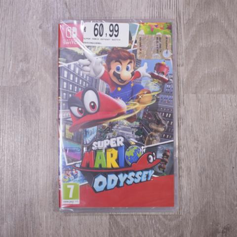 Super Mario Odyssey Game Tekk Vetrinando Arezzo