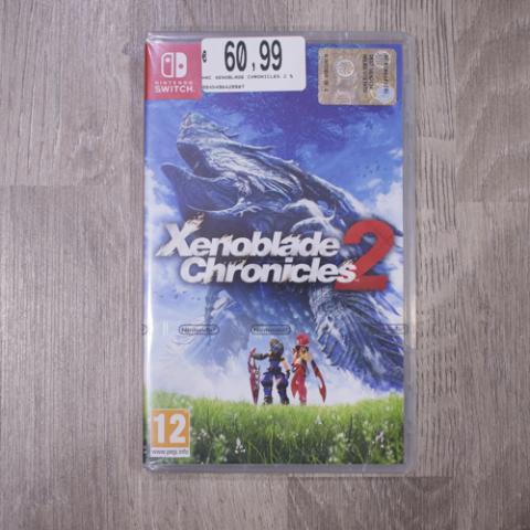 Xenoblade Chronicles 2 Game Tekk Vetrinando Arezzo