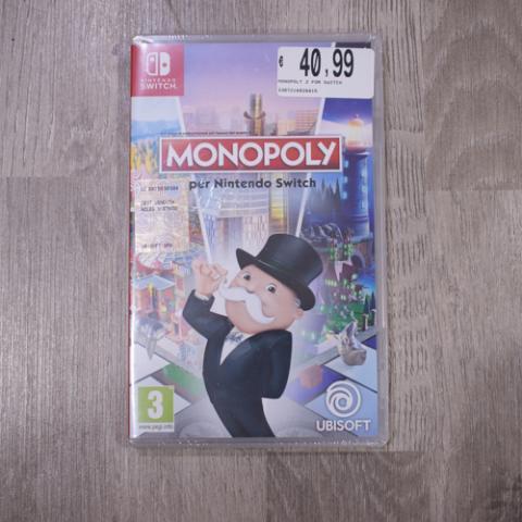 Monopoly Game Tekk Vetrinando Arezzo