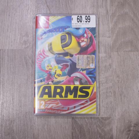 Arms Game Tekk Vetrinando Arezzo