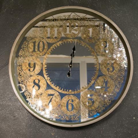 Orologio da parete Interni Design Vetrinando Arezzo
