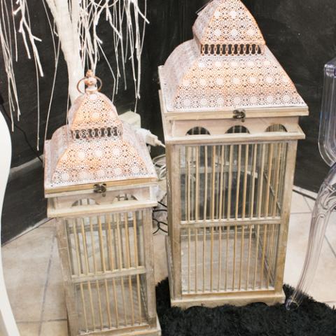Lanterne Shabby Chic Interni Design Vetrinando Arezzo