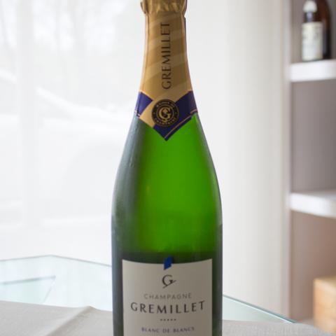 Champagne Gremillet La Tagliatella Vetrinando Arezzo
