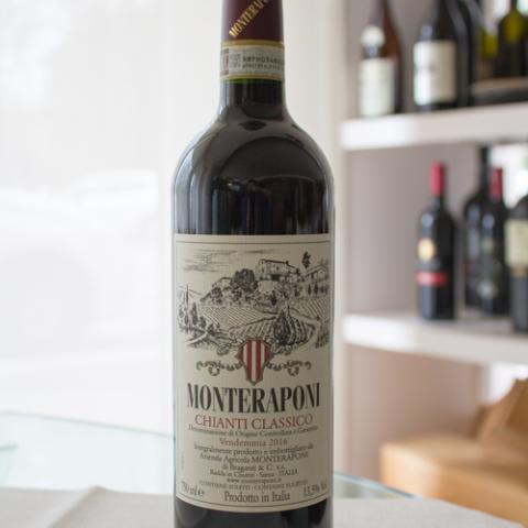 Chianti Classico Monteraponi La Tagliatella Vetrinando Arezzo