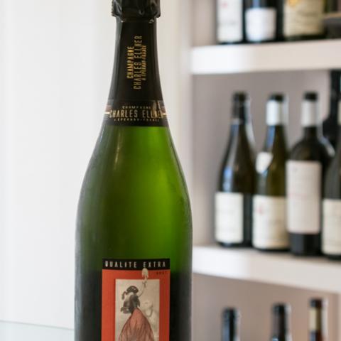Bollicine: Champagne Charles Ellner La Tagliatella Vetrinando Arezzo