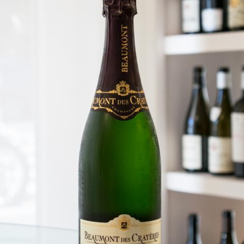 Bollicine: Champagne Beaumont des Crayeres La Tagliatella Vetrinando Arezzo