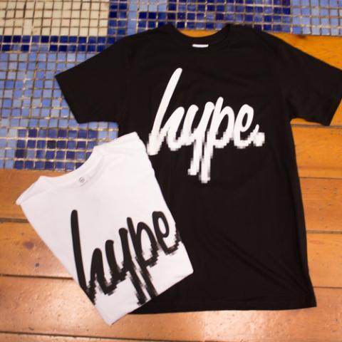 T-Shirt Donna Hype Officina Vetrinando Arezzo