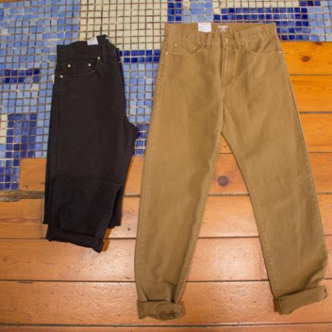 Pantalone Uomo Carhartt Officina Vetrinando Arezzo