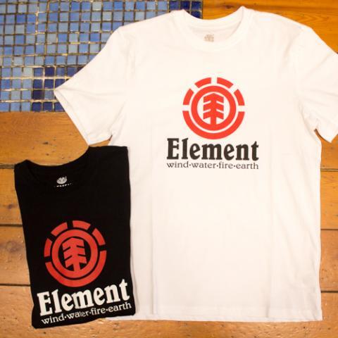T-Shirt Uomo Elemant Officina Vetrinando Arezzo